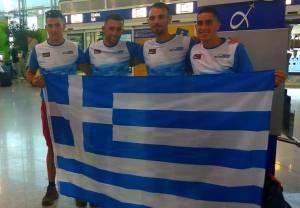 Ελπίδες & Όνειρα για την ελληνική αποστολή στο Youth Skyrunning World Championships!