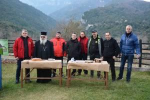Ορειβατικός ΣύλλογοςΒροντούς Ολύμπου: Κοπή Πρωτοχρονιάτικης Πίτας & ΕτήσιαΤακτική Γενική Συνέλευση