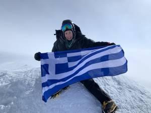 H Χριστίνα Φλαμπούρη τα κατάφερε! - Η πρώτη Ελληνίδα που πετυχαίνει το «7 Summits»